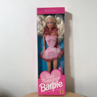 バービー(Barbie)のバービー ハート ロマンス バレンタイン (ぬいぐるみ/人形)