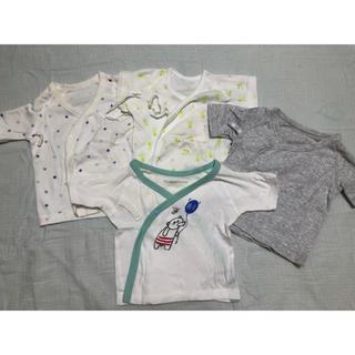 アンパサンド(ampersand)の新生児肌着セット(肌着/下着)