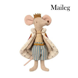 ボンポワン(Bonpoint)のmaileg キング ネズミ(ぬいぐるみ/人形)