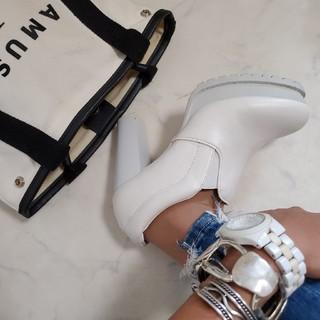 ジーナシス(JEANASIS)のJEANASIS ショートブーツ(ブーツ)
