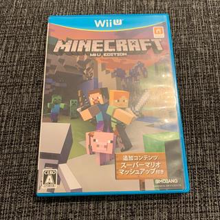 マイクロソフト(Microsoft)のMinecraft(マインクラフト): Wii U Edition Wii U(家庭用ゲームソフト)