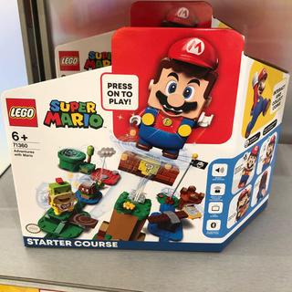 レゴ(Lego)の71360【新品・未開封】レゴ マリオ スターターキットa(知育玩具)