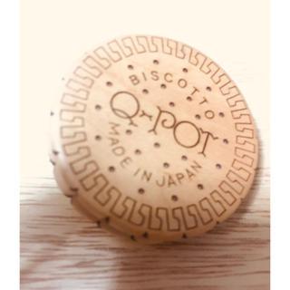 キューポット(Q-pot.)のQ pot イヤホン ケーブル コードリール(その他)