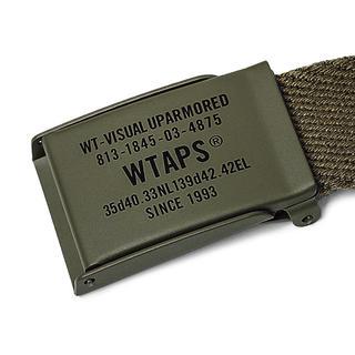ダブルタップス(W)taps)のWTAPS GIB / BELT / ACRYLIC OLIVE DRAB(ベルト)