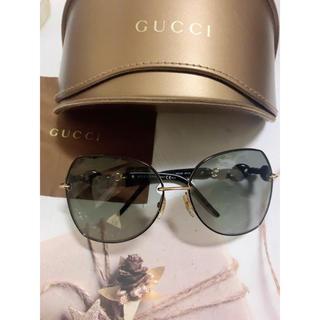 Gucci - 極美品❤️ 確実正規品 GUCCI  サングラス GG 4202/S