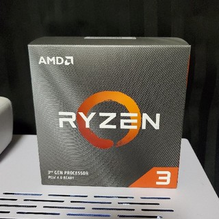 Ryzen3 3100 (PCパーツ)