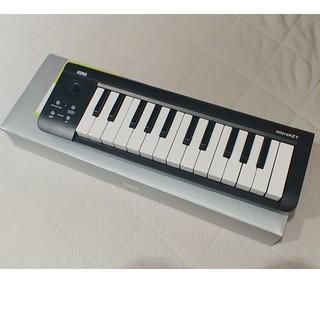 コルグ(KORG)のKORG MICROKEY-25 MIDIキーボード(MIDIコントローラー)