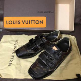 LOUIS VUITTON - Louis Vuitton モノグラム スニーカー