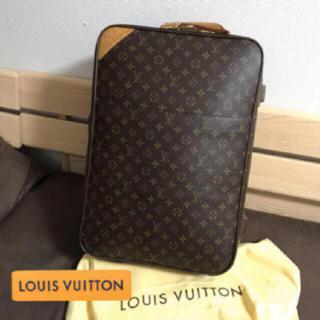 LOUIS VUITTON - LOUIS VUITTON  モノグラム柄 キャリーケース ペガス55