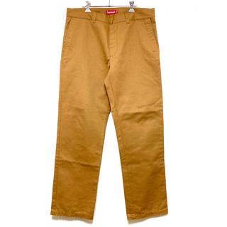 Supreme - supreme work pants ワークパンツ 36
