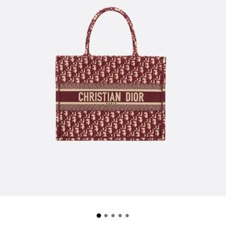 ディオール(Dior)のブック トートバッグ ディオール(ハンドバッグ)