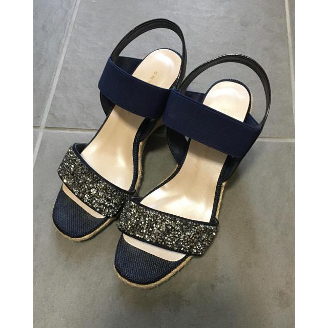 JELLY BEANS(ジェリービーンズ)のジェリービーンズ  サンダル M レディースの靴/シューズ(サンダル)の商品写真