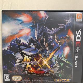 ニンテンドー3DS(ニンテンドー3DS)のモンスターハンターダブルクロス 3DS(携帯用ゲームソフト)