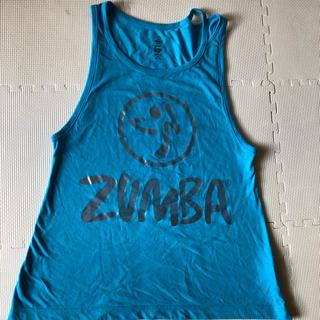 ズンバ(Zumba)のZUMBA ズンバ Aラインタンクトップ XS(ダンス/バレエ)