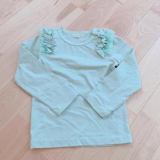 フェフェ(fafa)のpanpantutu♡フリルカットソー100(Tシャツ/カットソー)