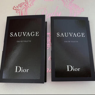 クリスチャンディオール(Christian Dior)のディオール ソヴァージュ二本セット オードゥトワレ(香水(男性用))