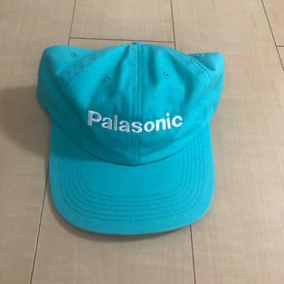 シュプリーム(Supreme)のpalace skateboards palasonic 6 panel cap(キャップ)