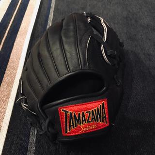 タマザワ(Tamazawa)のTAMAZAWA 硬式内野手グローブ 未使用品(グローブ)