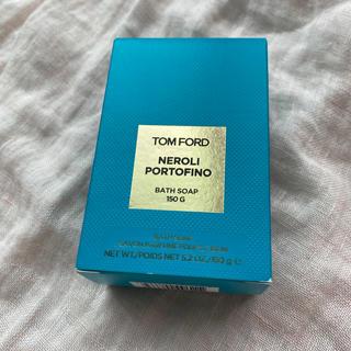 トムフォード(TOM FORD)の【新品未使用】TOM FORD 石鹸(ボディソープ/石鹸)