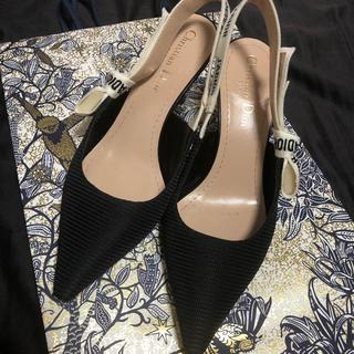 Dior - Dior スリングバックパンプス