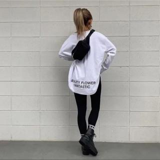 ジェイダ(GYDA)のタブレットホテル★レイヤードロンT fantastic★完売品(Tシャツ/カットソー(七分/長袖))