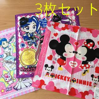 ディズニー(Disney)の日本製 ハンカチセット(ハンカチ)