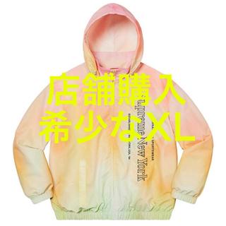 シュプリーム(Supreme)のSupreme Side Logo Track Jacket XL(ナイロンジャケット)