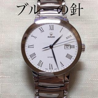 ラドー(RADO)のRADO Centrix ラドー セントリックス 自動巻 メンズ(腕時計(アナログ))