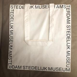 ヤエカ(YAECA)のアムステルダム市立美術館オリジナルエコバッグ トートバッグ (6)(エコバッグ)