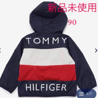 トミーヒルフィガー(TOMMY HILFIGER)の今季完売 トミーヒルフィガー ブロックジャケット(ジャケット/上着)