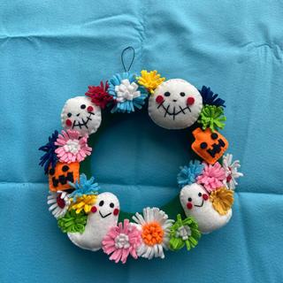 お花のハロウィン♪(リース)