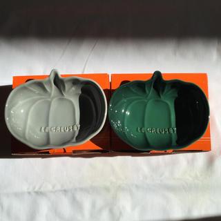 ルクルーゼ(LE CREUSET)のルクルーゼ パンプキン S とマグネット 新品(食器)