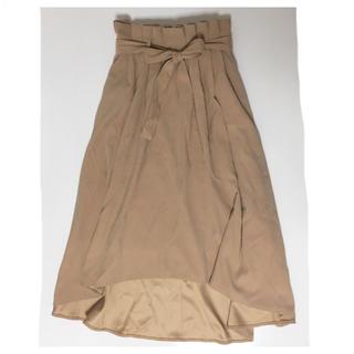 ミスティウーマン(mysty woman)のミスティーウーマン スカート(ロングスカート)