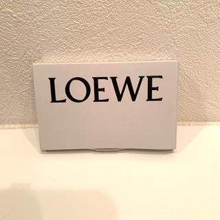 LOEWE - 【新品未使用】ロエベ  LOEWE  オードゥパルファン ロエベ 001 香水