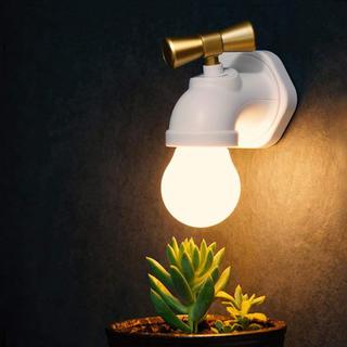 ☆新品未開封☆インテリア ライト LED 蛇口ライト 電球 ハロウィン(インテリア雑貨)