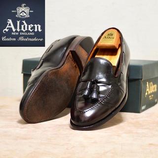 Alden - Alden 10D オールデン コードバン ペニーローファー 563