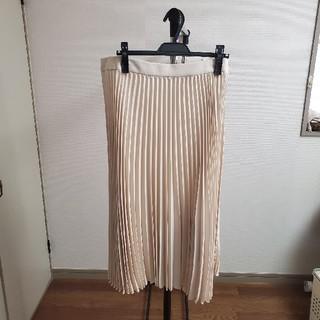 ニジュウサンク(23区)の23区Lサイズ48、プリーツスカート(ロングスカート)