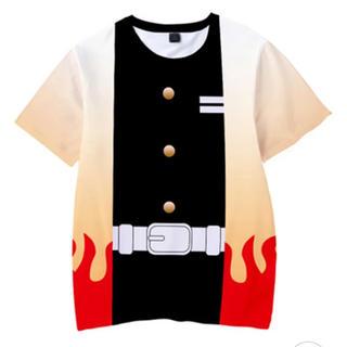 バンダイ(BANDAI)の鬼滅の刃 大人 Tシャツ 煉獄(Tシャツ/カットソー(半袖/袖なし))