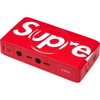 シュプリーム(Supreme)のSupreme/mophie powerstation Go 2020aw(バッテリー/充電器)