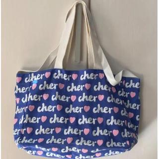シェル(Cher)のCher トートバッグ ショルダー(トートバッグ)