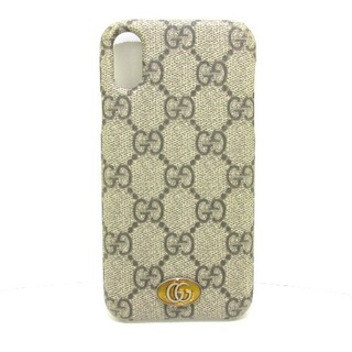グッチ(Gucci)のGUCCI(グッチ) 携帯電話ケース 587672(モバイルケース/カバー)