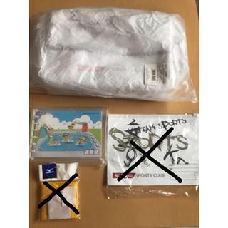 コナミ(KONAMI)のコナミスポーツクラブ 運動塾 指定商品 スクールバッグなど4点セット(レッスンバッグ)