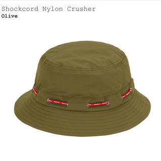 シュプリーム(Supreme)のShockcord Nylon Crusher(ハット)