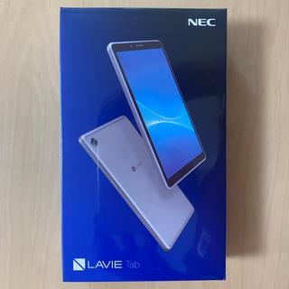 エヌイーシー(NEC)のNEC LAVIE Tab E / PC-TE507KAS(タブレット)