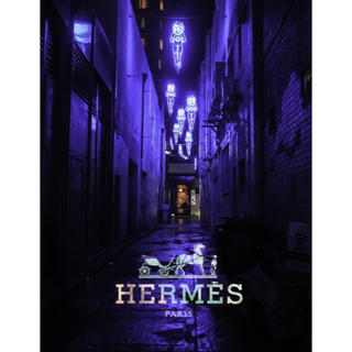 エルメス(Hermes)の【HERMES】インテリアポスター(フォトフレーム)