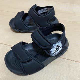 アディダス(adidas)のアディダス  adidas サンダル  12cm(サンダル)