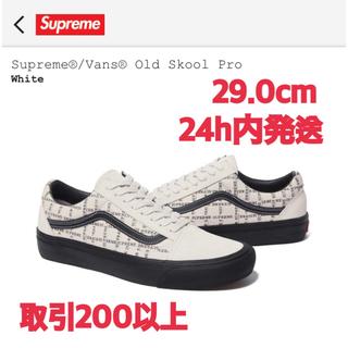 シュプリーム(Supreme)のMIMIDON300様専用 Supreme®/Vans® Old Skool(スニーカー)