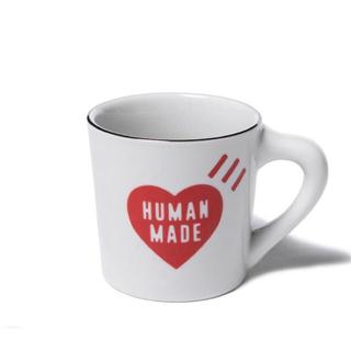 アベイシングエイプ(A BATHING APE)のHUMAN MADE MUG CUP ホットドッグ マグカップ 2個セット(グラス/カップ)