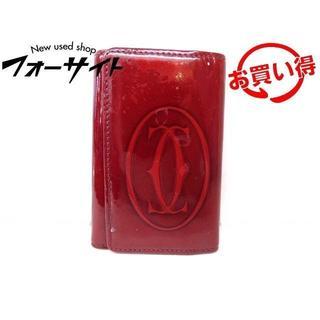 カルティエ(Cartier)のカルティエ キーケース ■ L3000929 ハッピーバースデー 1(キーケース)