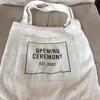 オープニングセレモニー(OPENING CEREMONY)のopening ceremony トートバック(トートバッグ)